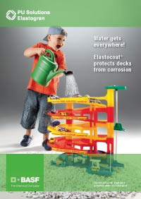 Elastocoat anti-corrosion