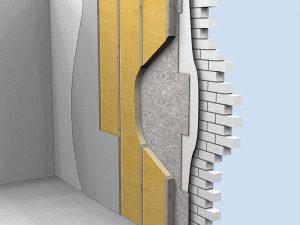 Elastospray Timber Frame insulation
