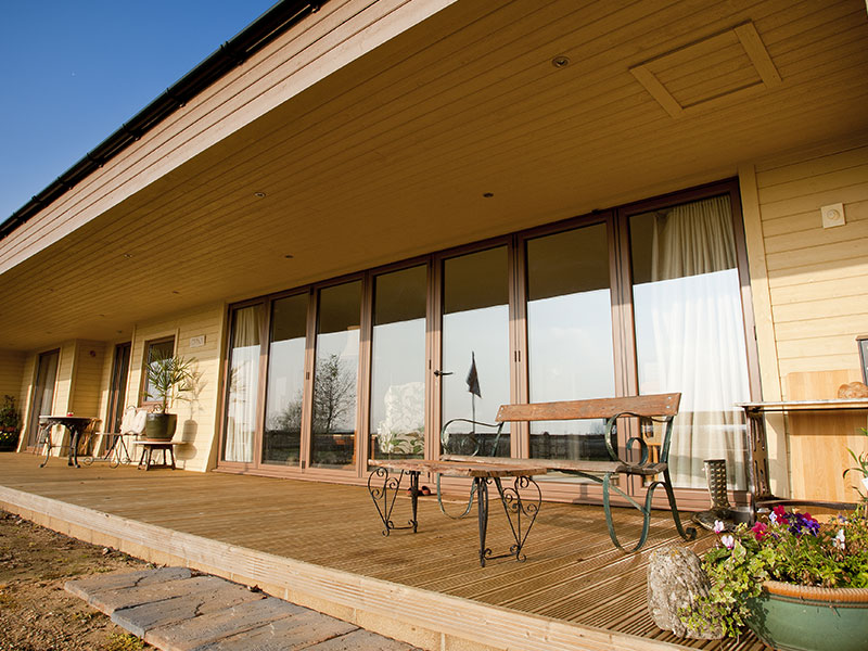 Super Insulation for a Zero Carbon Home